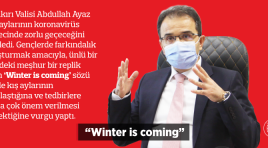 """Winter is coming"""
